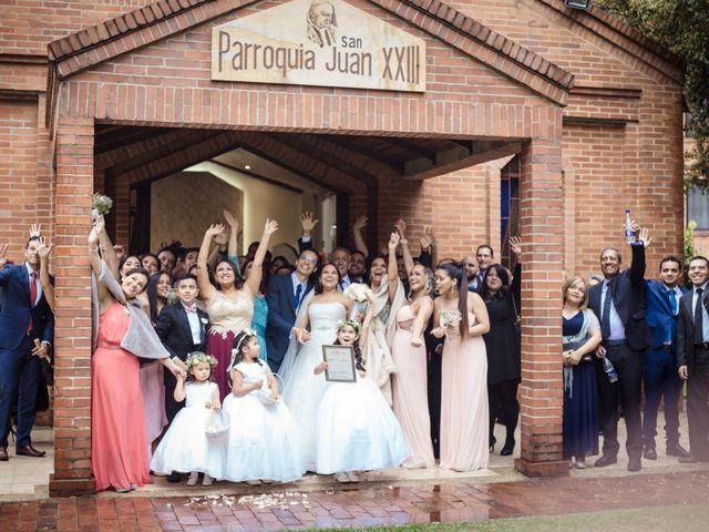 El matrimonio de Carlos  y Ana Gabriela  en Bogotá, Bogotá DC 36