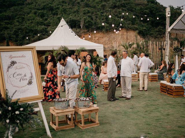 El matrimonio de Jonathan y Carolina en Bucaramanga, Santander 36