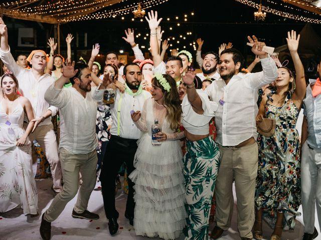 El matrimonio de Jonathan y Carolina en Bucaramanga, Santander 73