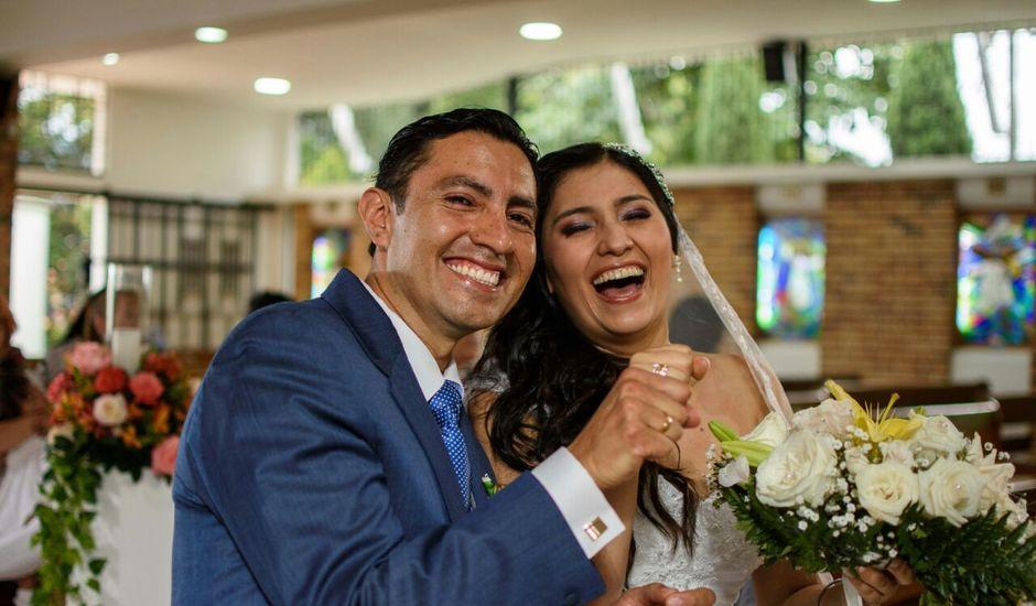 El matrimonio de Edwin y Angie en Ibagué, Tolima