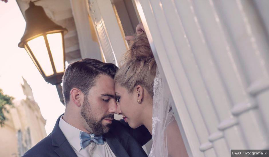 El matrimonio de Jamie y Andrea en Cartagena, Bolívar