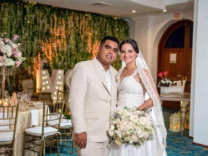 El matrimonio de Martha y Jose