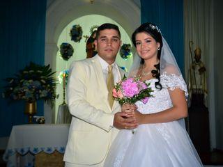 El matrimonio de Karen y Camilo 2
