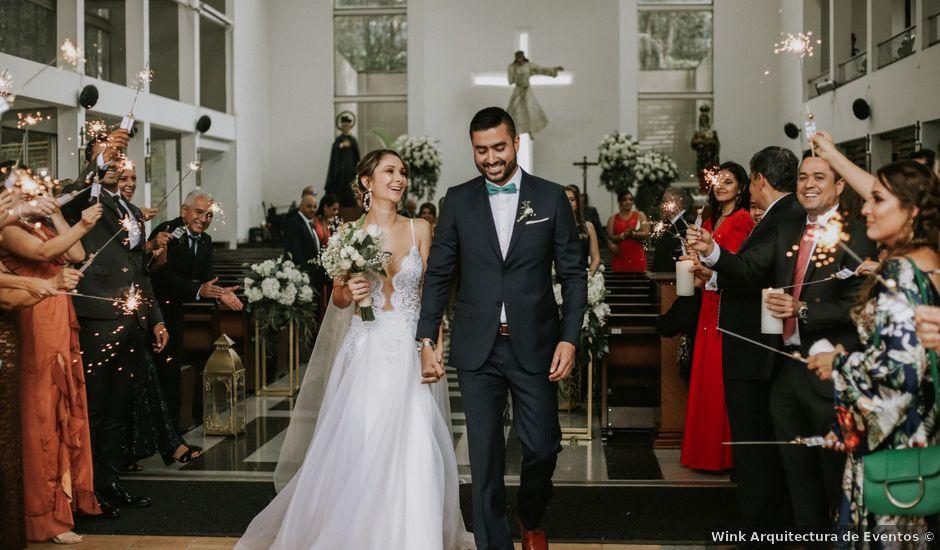 El matrimonio de Mauricio y María Alejandra en Medellín, Antioquia