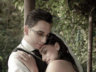 El matrimonio de Cindy y Julian 1