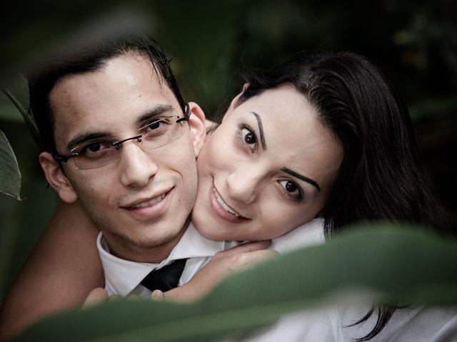 El matrimonio de Cindy y Julian