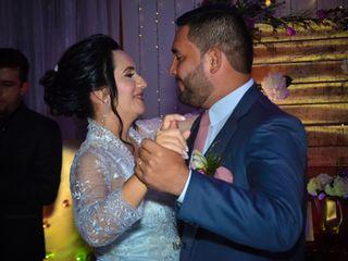 El matrimonio de Luz y Alejandro