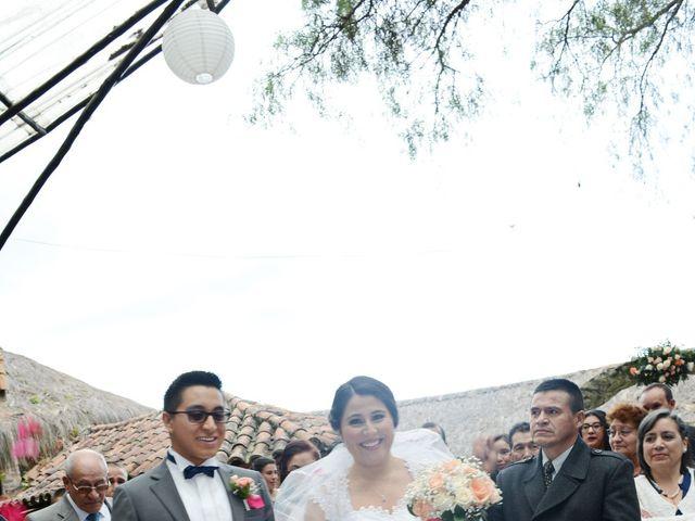 El matrimonio de William y Adriana en Cota, Cundinamarca 6