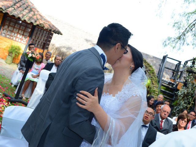 El matrimonio de William y Adriana en Cota, Cundinamarca 8