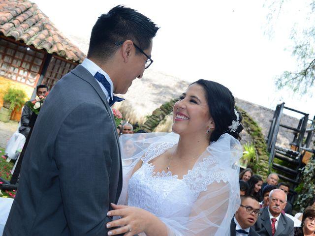 El matrimonio de William y Adriana en Cota, Cundinamarca 9