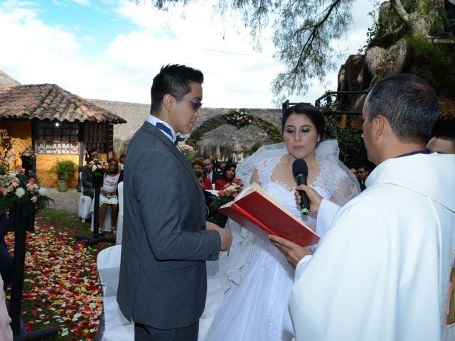 El matrimonio de William y Adriana en Cota, Cundinamarca 11