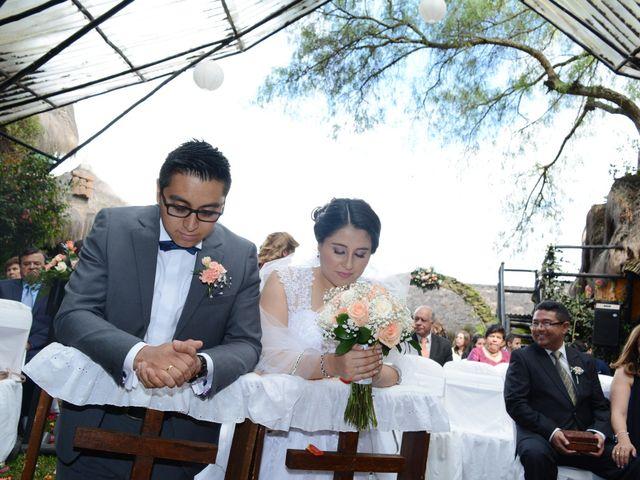 El matrimonio de William y Adriana en Cota, Cundinamarca 12
