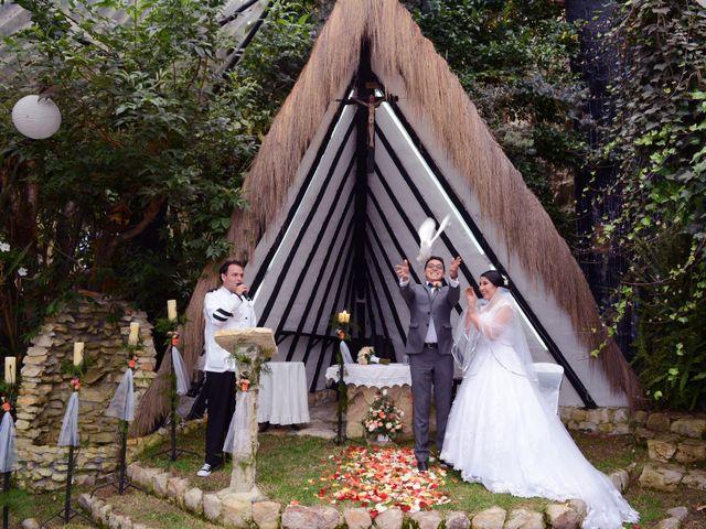 El matrimonio de William y Adriana en Cota, Cundinamarca 13
