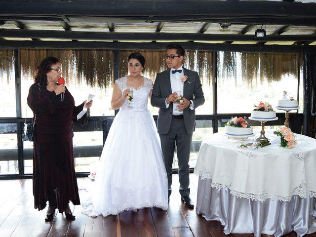 El matrimonio de William y Adriana en Cota, Cundinamarca 16