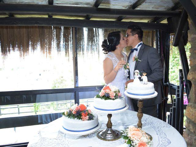 El matrimonio de William y Adriana en Cota, Cundinamarca 19