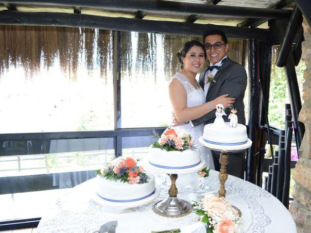 El matrimonio de William y Adriana en Cota, Cundinamarca 20