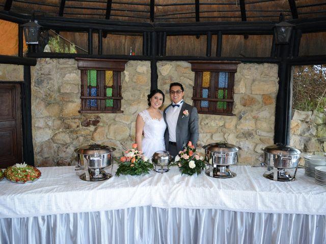 El matrimonio de William y Adriana en Cota, Cundinamarca 21