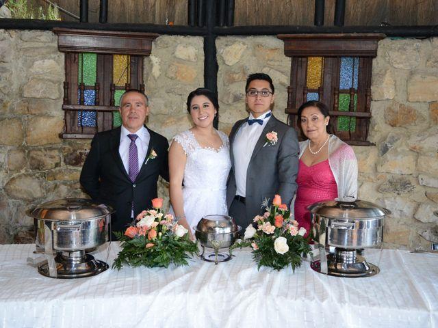 El matrimonio de William y Adriana en Cota, Cundinamarca 22