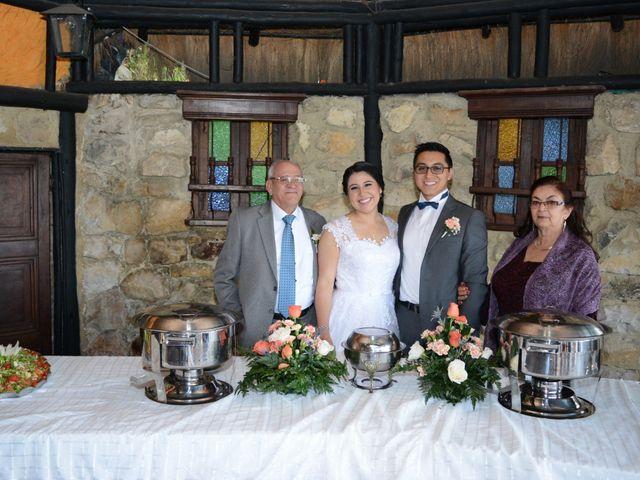 El matrimonio de William y Adriana en Cota, Cundinamarca 23