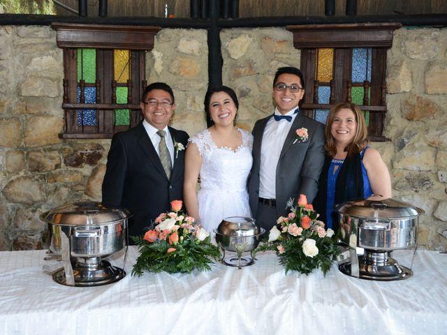 El matrimonio de William y Adriana en Cota, Cundinamarca 24