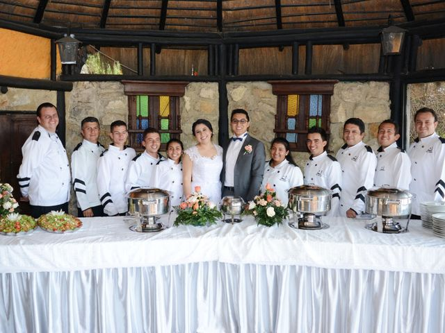 El matrimonio de William y Adriana en Cota, Cundinamarca 26