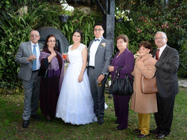 El matrimonio de William y Adriana en Cota, Cundinamarca 29