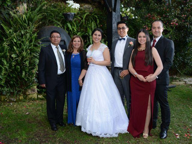 El matrimonio de William y Adriana en Cota, Cundinamarca 32