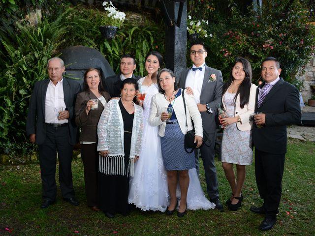 El matrimonio de William y Adriana en Cota, Cundinamarca 33