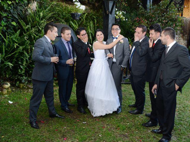 El matrimonio de William y Adriana en Cota, Cundinamarca 34