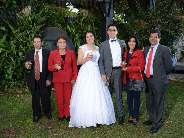 El matrimonio de William y Adriana en Cota, Cundinamarca 37