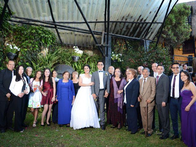El matrimonio de William y Adriana en Cota, Cundinamarca 39