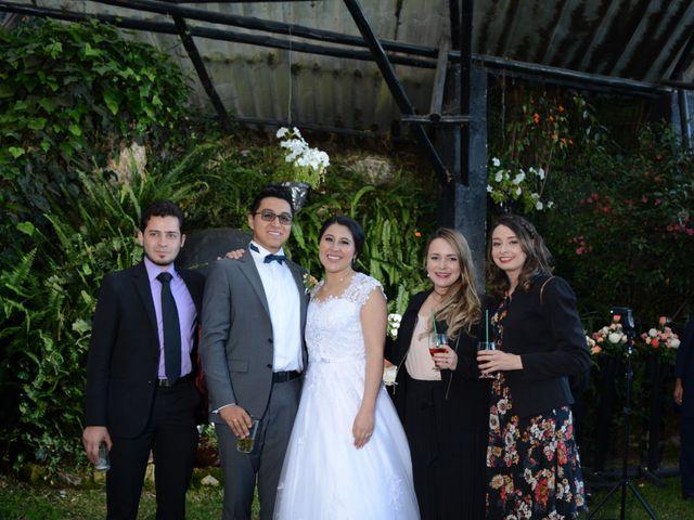 El matrimonio de William y Adriana en Cota, Cundinamarca 41