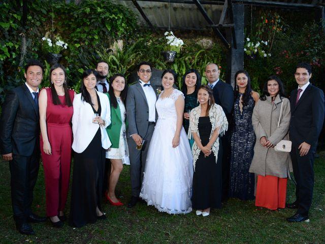 El matrimonio de William y Adriana en Cota, Cundinamarca 42