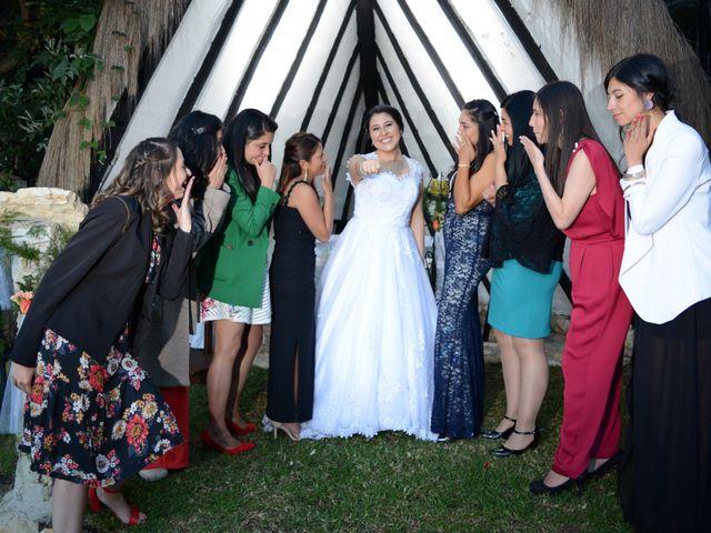 El matrimonio de William y Adriana en Cota, Cundinamarca 43