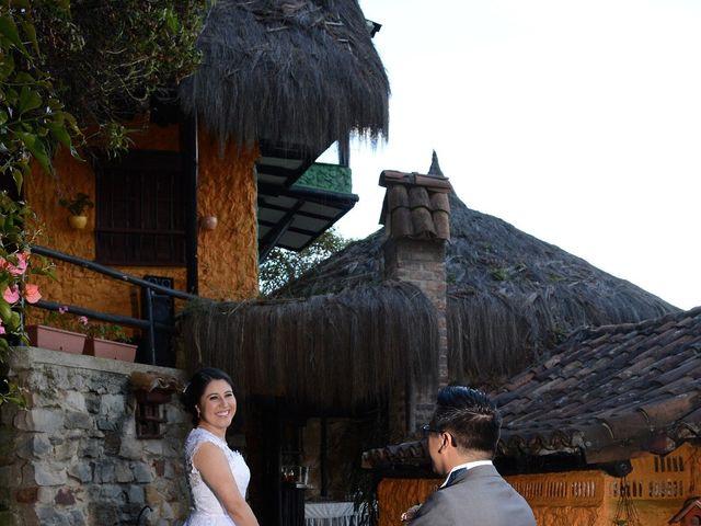 El matrimonio de William y Adriana en Cota, Cundinamarca 45