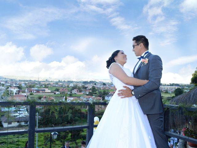 El matrimonio de William y Adriana en Cota, Cundinamarca 46