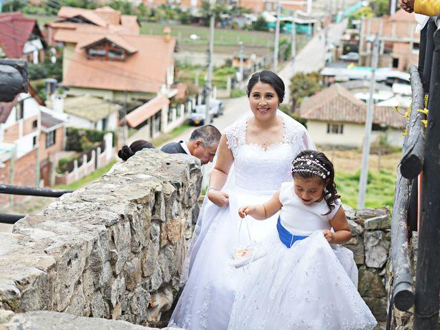 El matrimonio de William y Adriana en Cota, Cundinamarca 65