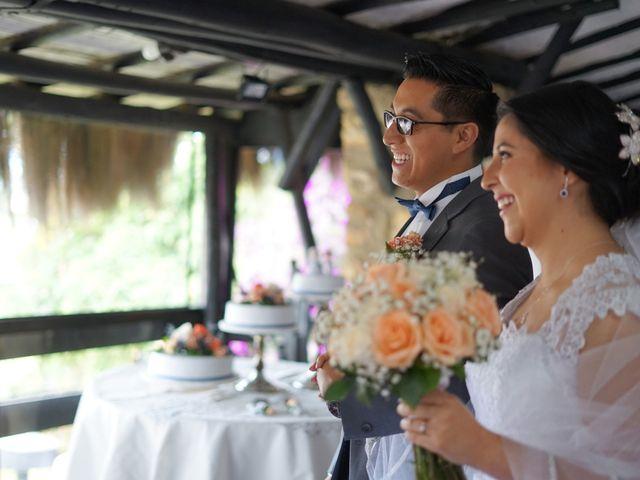 El matrimonio de William y Adriana en Cota, Cundinamarca 67