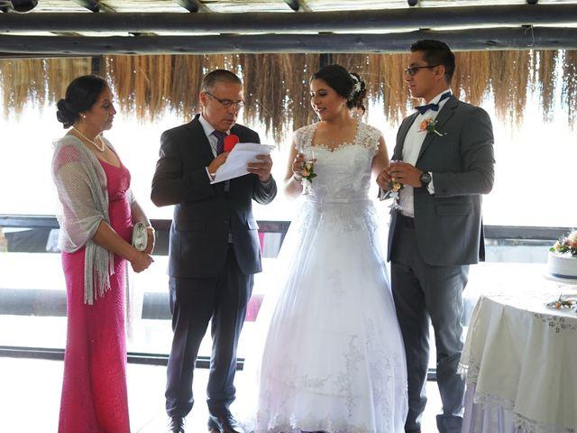 El matrimonio de William y Adriana en Cota, Cundinamarca 68