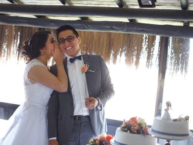 El matrimonio de William y Adriana en Cota, Cundinamarca 71
