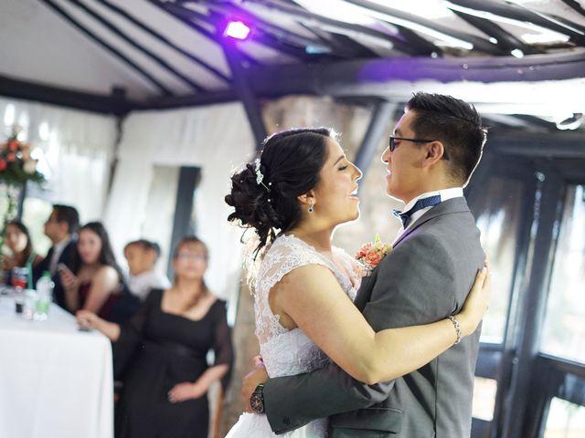 El matrimonio de William y Adriana en Cota, Cundinamarca 74