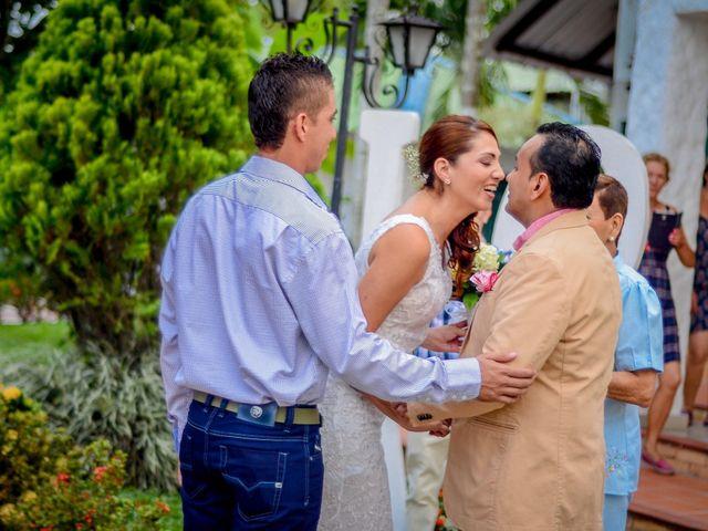 El matrimonio de Nofal y Lina en Villavicencio, Meta 13