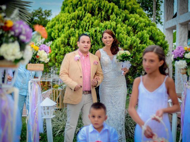 El matrimonio de Nofal y Lina en Villavicencio, Meta 14