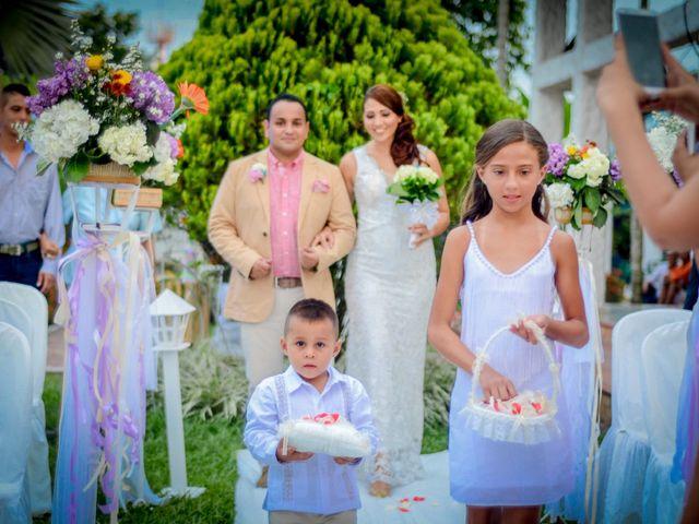 El matrimonio de Nofal y Lina en Villavicencio, Meta 15