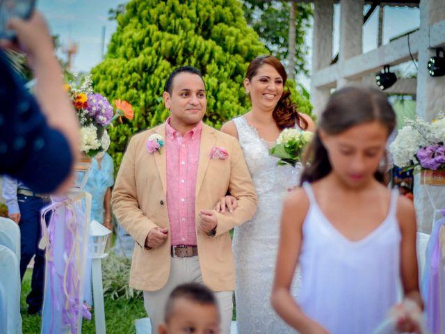 El matrimonio de Nofal y Lina en Villavicencio, Meta 17