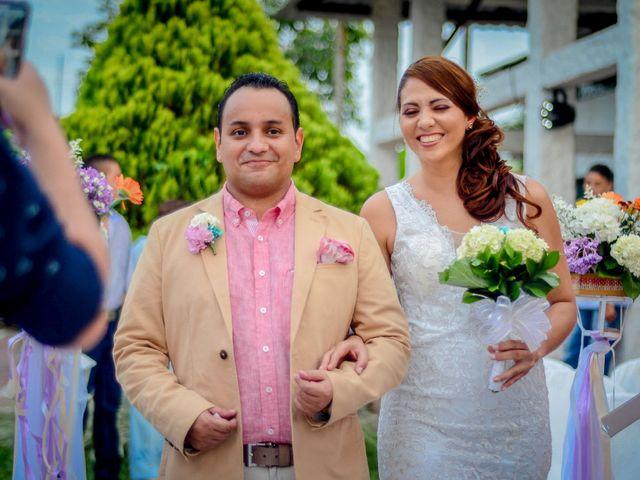 El matrimonio de Lina y Nofal