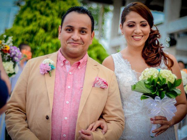 El matrimonio de Nofal y Lina en Villavicencio, Meta 19