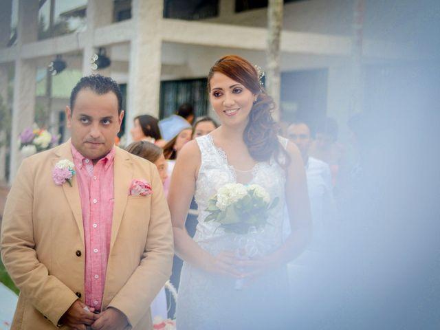 El matrimonio de Nofal y Lina en Villavicencio, Meta 21
