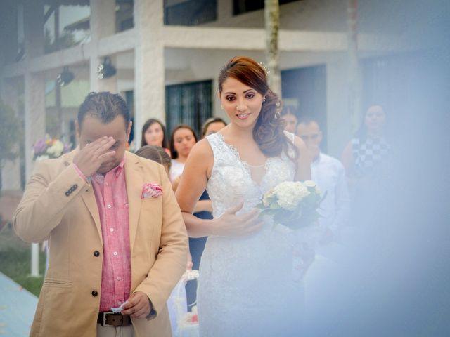 El matrimonio de Nofal y Lina en Villavicencio, Meta 22