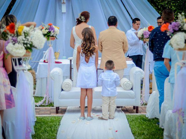 El matrimonio de Nofal y Lina en Villavicencio, Meta 23